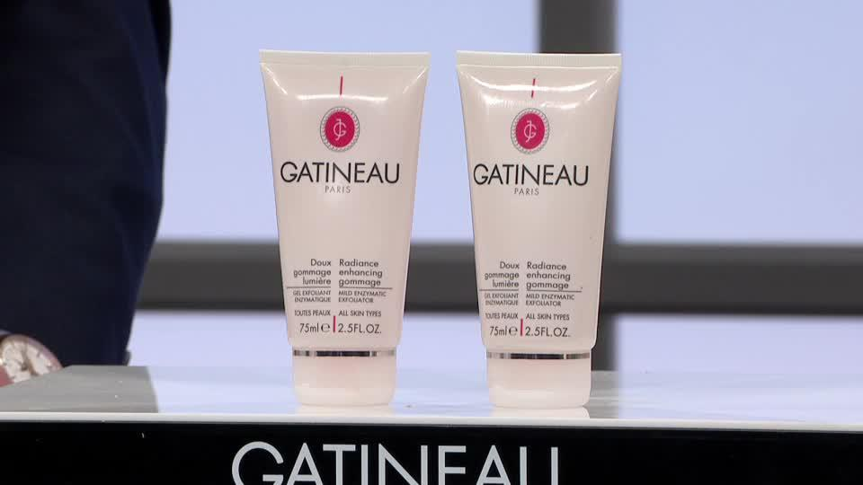 Gatineau radiance enhancing gommage duo 75ml page 1 qvc uk on air presentation solutioingenieria Gallery
