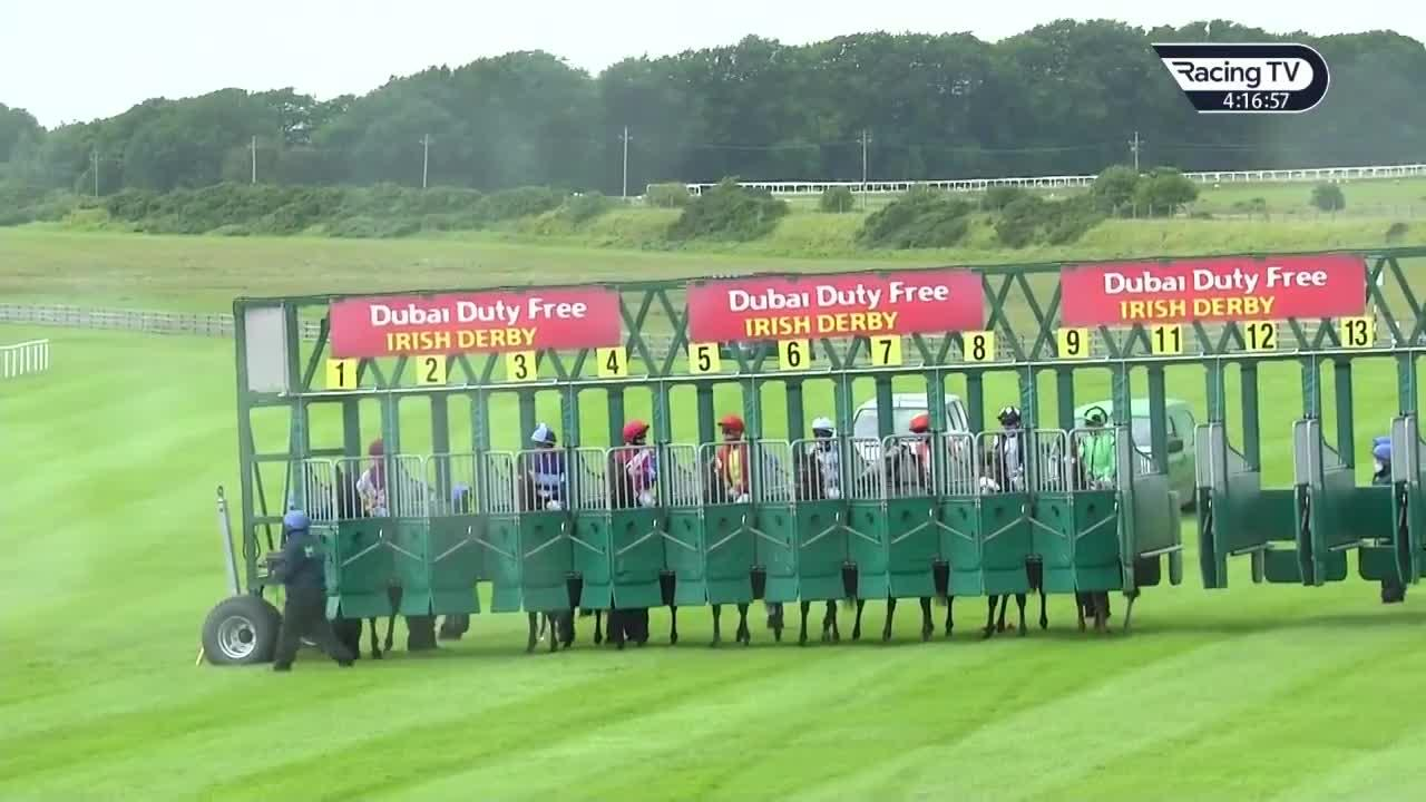 Dubai Duty Free Irish Derby | The Curragh Racecourse