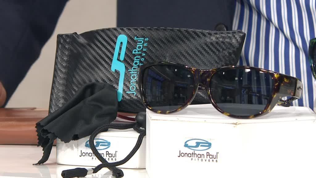 33bc72f31616d JPE Fitover Journey Sunglasses with Polarvue Lenses. Back to video. On-Air  Presentation