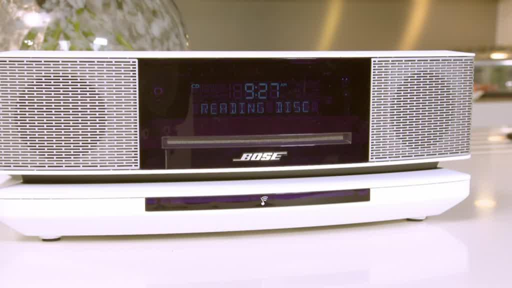 Bose Wave SoundTouch Music System IV with CD t