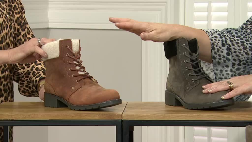 Clarks Orinoco Dusk Lace Up Hiking Boot