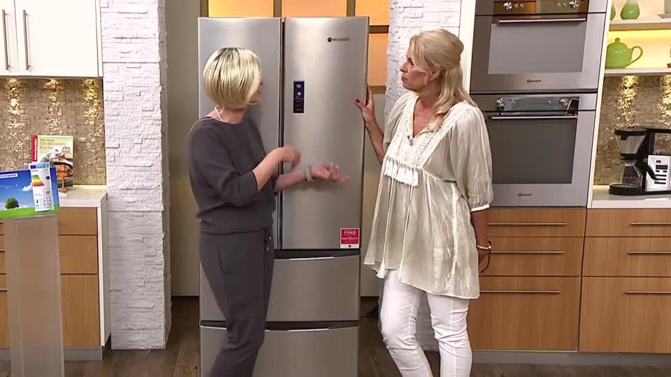 Panasonic Kühlschrank Side By Side : Side by side kühlschrank mit tv: ifa smarter kühlschrank mit wlan