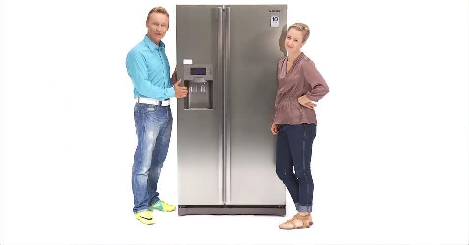 Qvc Side By Side Kühlschrank : Samsung side by side kühlgefrier kombination eek a page u qvc