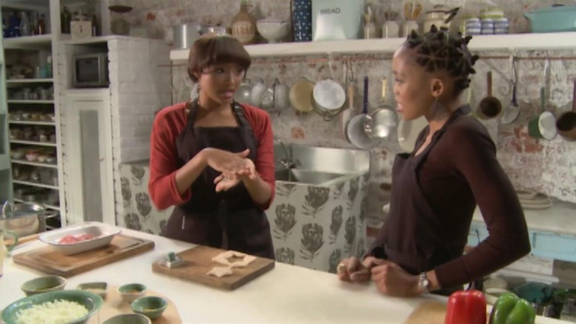 Surviving Letshego Moshoeu's Kitchen Techniques