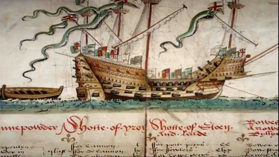 Ghosts Of Mary Rose